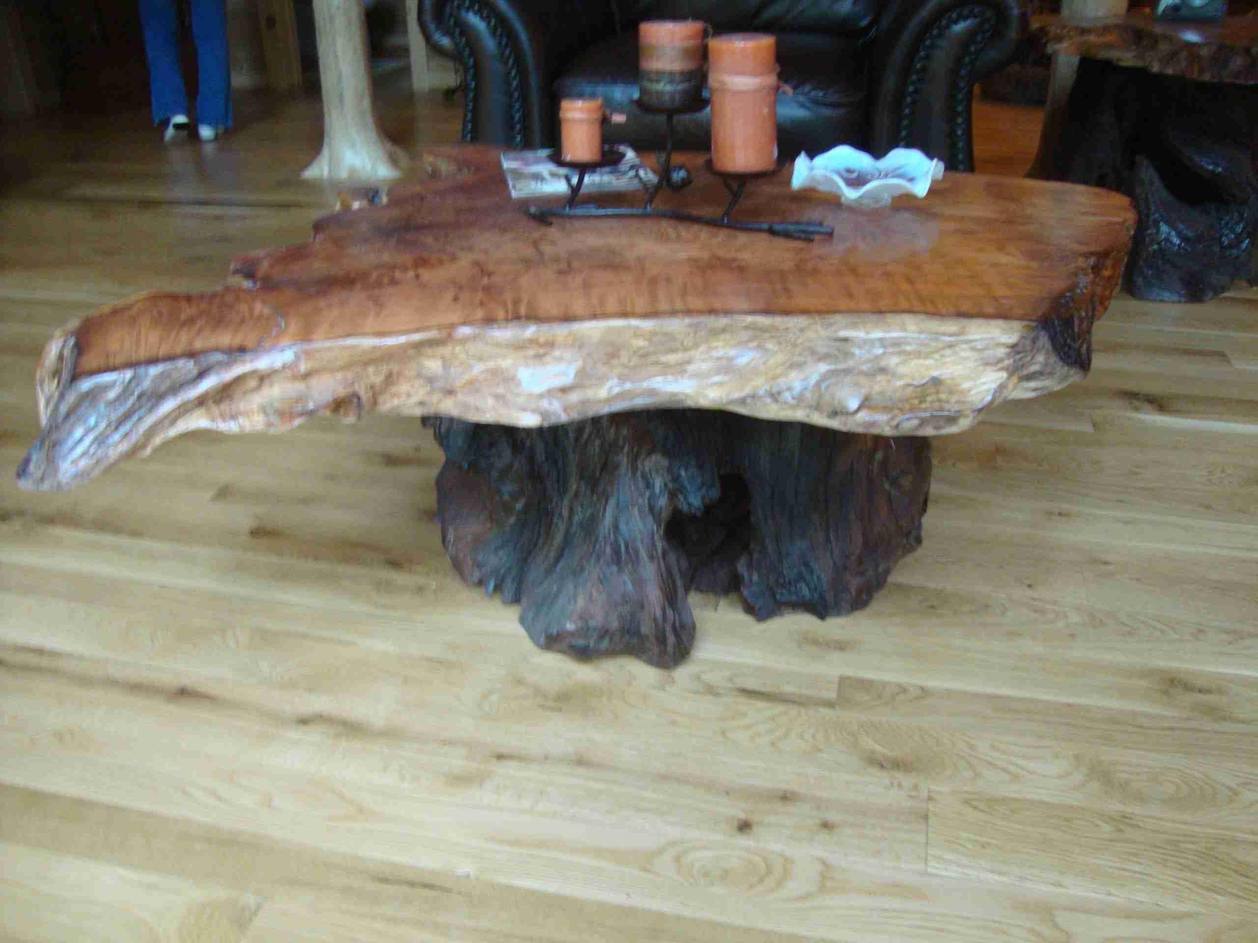 burl furniture crafted using natural live edge wood slabs. Black Bedroom Furniture Sets. Home Design Ideas