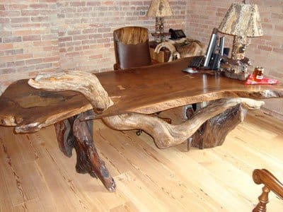 Rustic Furniture Live Edge Furniture For The Home