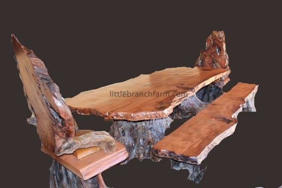 live edge wood furniture furniture