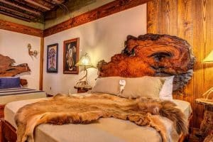 Rustic Bed | Littlebranch Farm