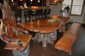 Sandalwood Redwood Furniture Bed