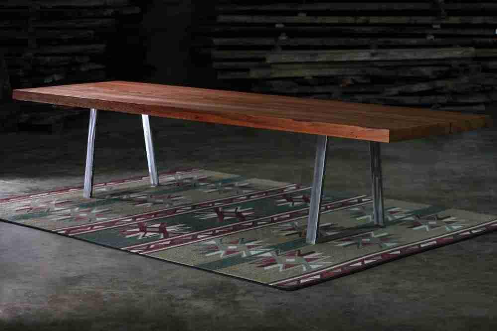 Rustic Modern Table