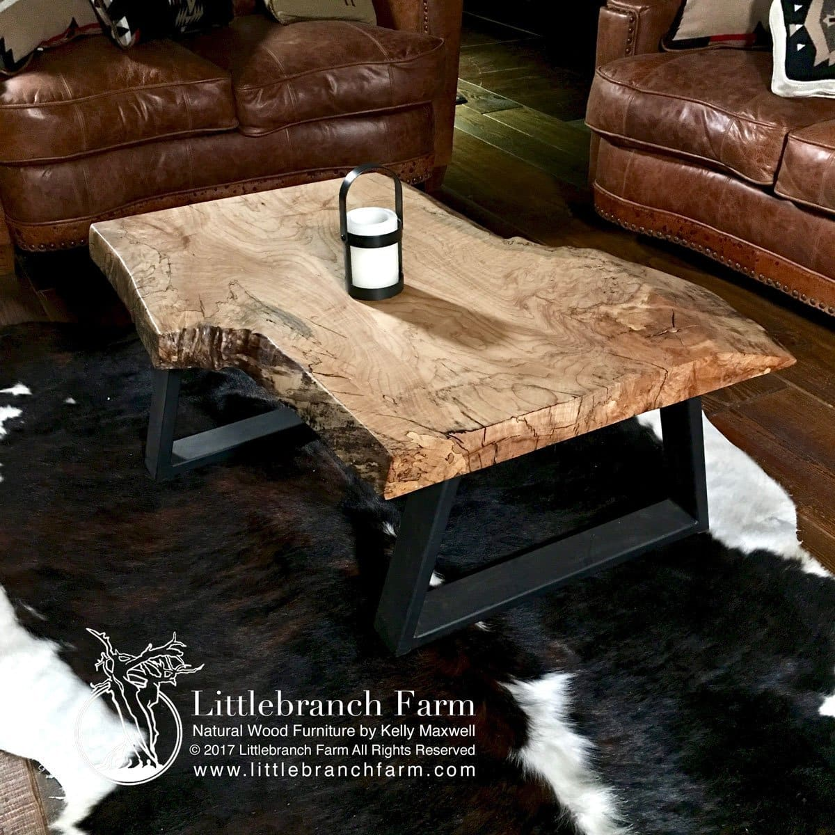Natural Wood Coffee Tables