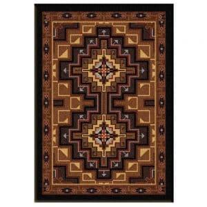 Rugs in southwest design