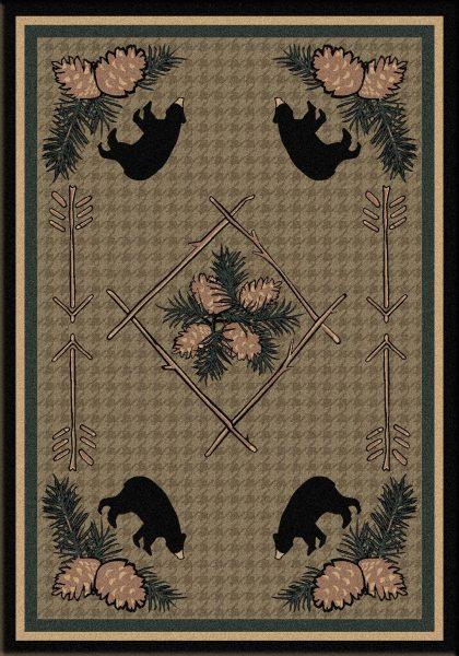 camp rug