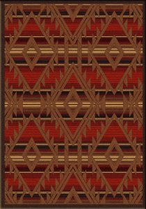 Spirit of Santa Fe - Multi - southwestern rugs | American Dakota Rugs