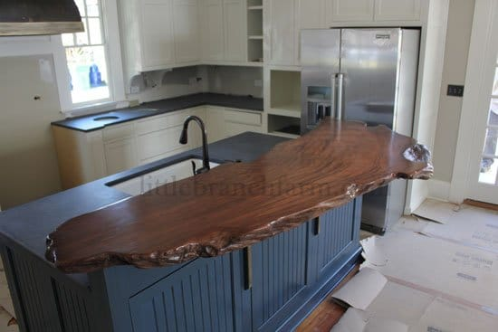 Wood Slab Bar Top Quotes