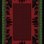 camp area rug