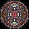southwestern area rug