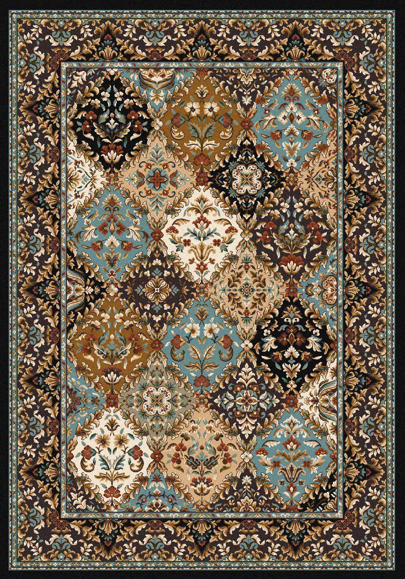 Great Made In The USA. Western Area Rugs