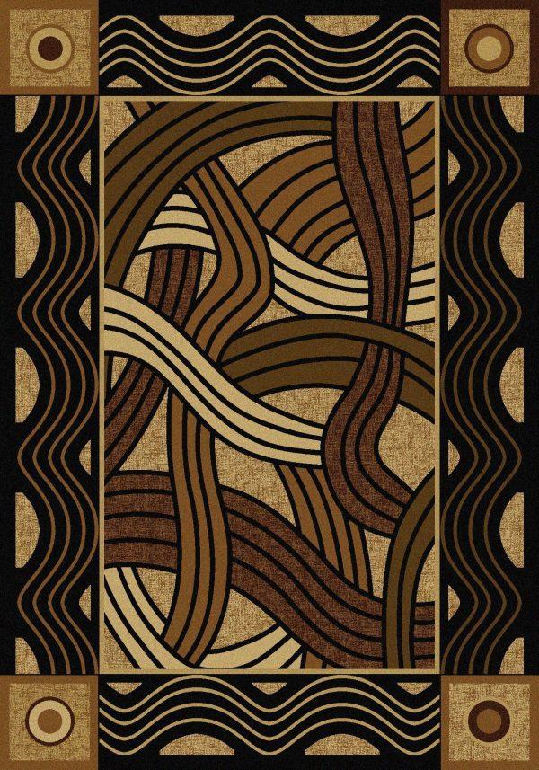 rustic modern area rugs