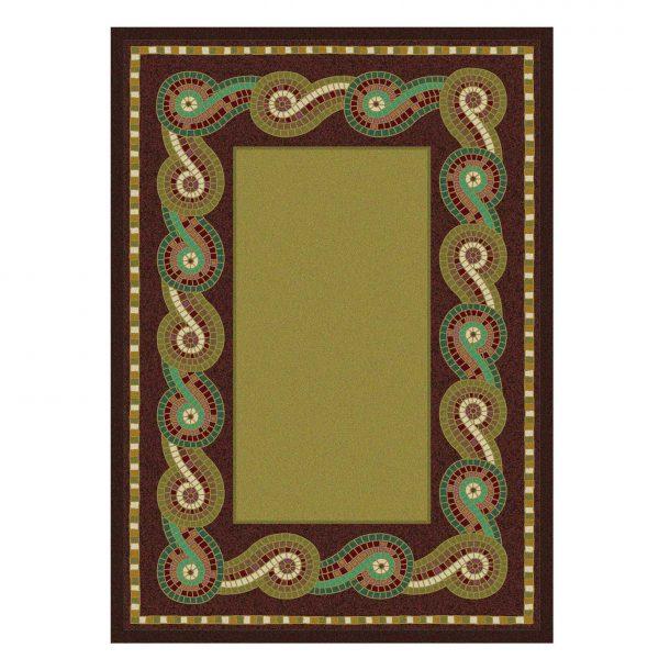 Native rug design