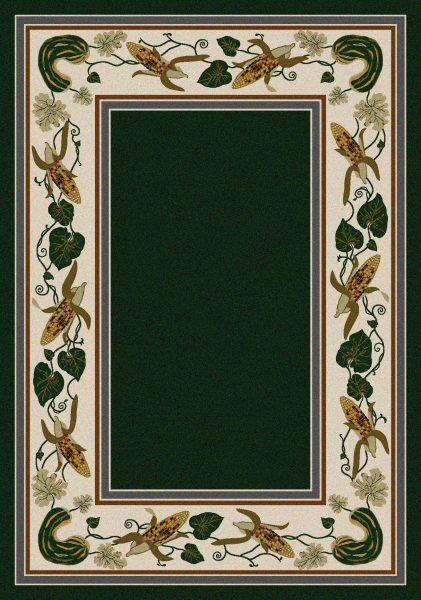 New Echota rug