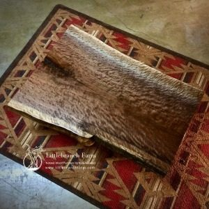 contemporary wood coffee table
