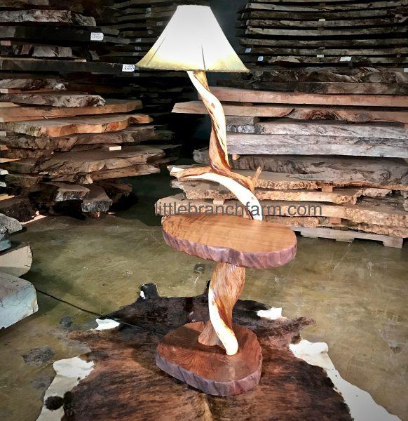 rustic juniper lighting.