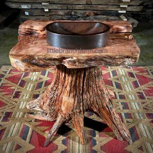 Root vanity