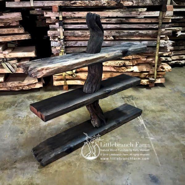 rustic wood furniture design